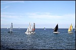 Regatta in Travemünde